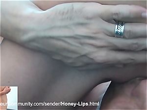 jaw-dropping honey gets romped in her ultra-kinky crevasses