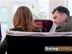 mexican swingers sign for reality tv demonstrate