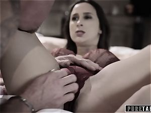 pure TABOO 18yo Ashley Sins Against mom to sate parent