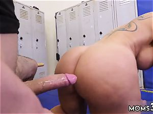 mommy and comrade s daughter-in-law mail cheerleader domineering milf Gets A internal ejaculation After rectal fuckfest