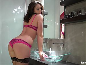 LiveGonzo Chanel Preston marvelous babe naughty for ass fucking