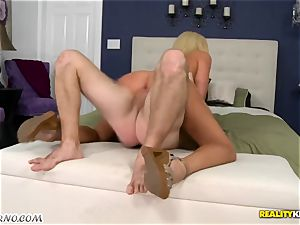 discreet guy smashes his super-fucking-hot slutty neighbor Summer Brielle