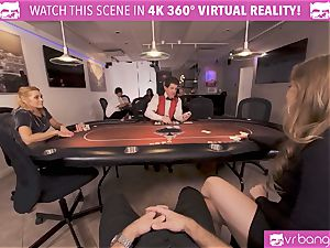 VRBangers.com-Busty honey is fucking rock hard in this agent