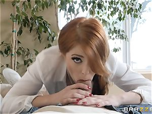 Fiesty Penny Pax rammed in her pussyhole