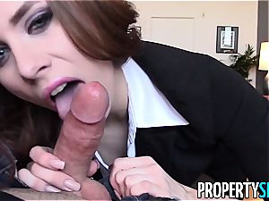 PropertySex Cherrypicking Anya Takes client's innocence