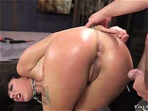 long haired honey whipped and finger plumbed