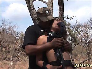 stunner punished at the safari excursion