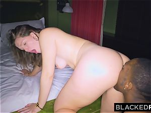 BLACKEDRAW girlfriend cheats with the thickest spunk-pump she's EVER seen
