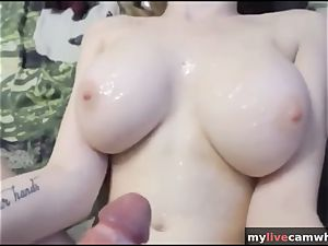 youthful bi-atch With ample jugs Got plow So hard For Her admirers - mylivecamwhore.com