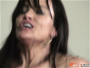 Getting hefty spunk-pump deep into Lisa Ann