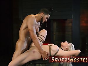 brief nubile solo and anal invasion beauty ash-blonde gonzo Big-breasted ash-blonde hottie Cristi Ann is on
