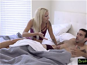 Bratty sis- Step bro And sista Share A bed! S8:E1