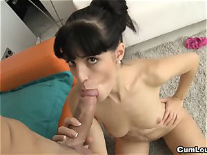 slut Latina gets her twat plowed