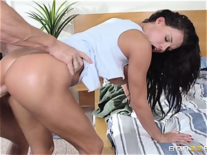 Frustrated Peta Jensen gets the tear up she wishes