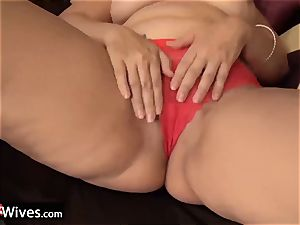 USAwives Solo Matures fucktoy masturbation Compilation
