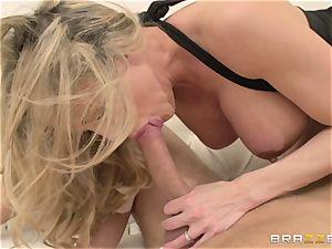 Brandi love gets her vengeance on her cheating guy
