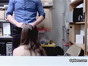 donk speculum stealing brunette spilled and poked