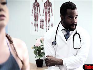 big black cock medic exploits favorite patient into buttfuck hump exam