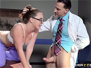 Nurse Maddy OReilly puts things right with a tearing up