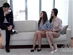 nubile hookers for a rimjob