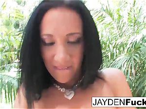 Jayden Jaymes warm solo