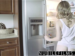 NubileFilms - Day Dreaming About stiffy Till She cums