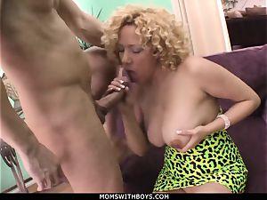 milf Michelle babe big jugged Get jizz Showered