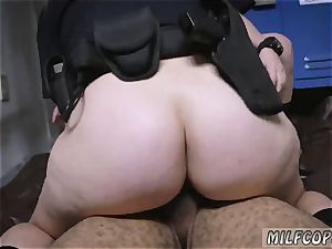 Unsatisfied cougar and mummy cop first time Don t be ebony and suspicious around black Patrol
