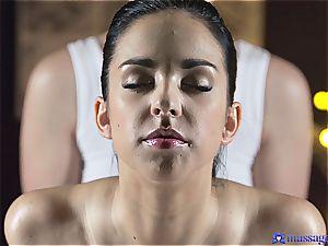 The art of softcore massage