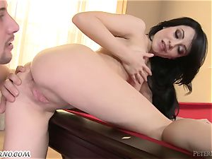 buzzed aged step-brother pummels his beautiful step-sister