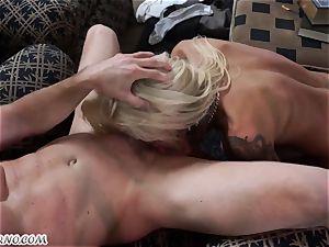 uber-sexy busty courtesan Nina Elle chooses adult folks