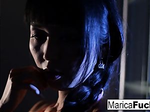 chinese sex industry star Marica gets naked