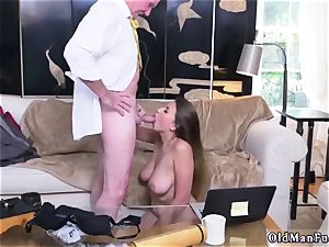 Russian nubile ass-fuck fuck-fest hd Ivy amazes with her large orbs and backside