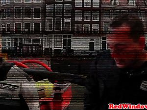 cocksucking amsterdam escort nutted on