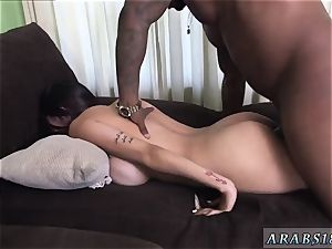 milky damsel muslim Mia Khalifa tries A immense ebony boner