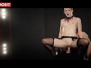 Emma had her desire come true in obscene sex escapade