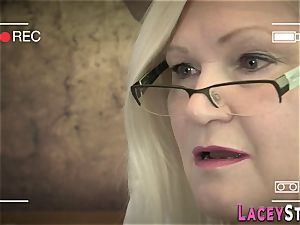 Mature doc bootie plowed