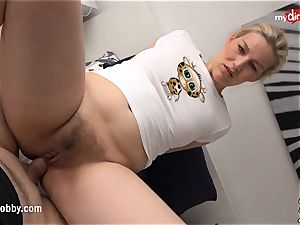 My muddy pastime - buxomy afternoon anal