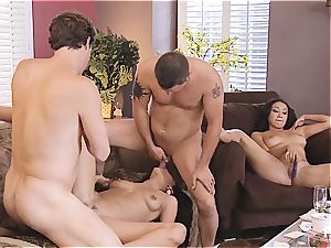 group romp and Hangman with lovely couples 4