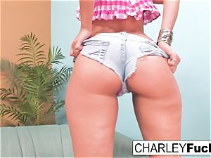 Charley gives you a superb solo