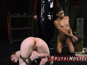 goth blow-job cam and german fetish pee pummel first-ever time super-sexy young chicks, Alexa Nova