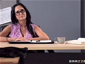 huge-titted tutor Ava Addams is banged by her schoolgirl
