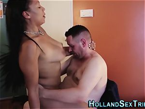 prostitute breast pulverizes manhood