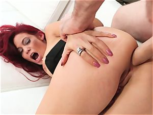 Ryder Skye luvs to feel her arse packed